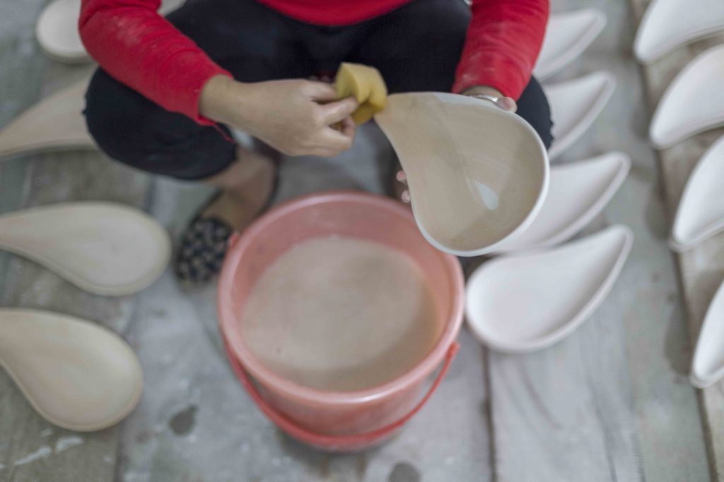 Bat Trang Pottery Village Vietnam