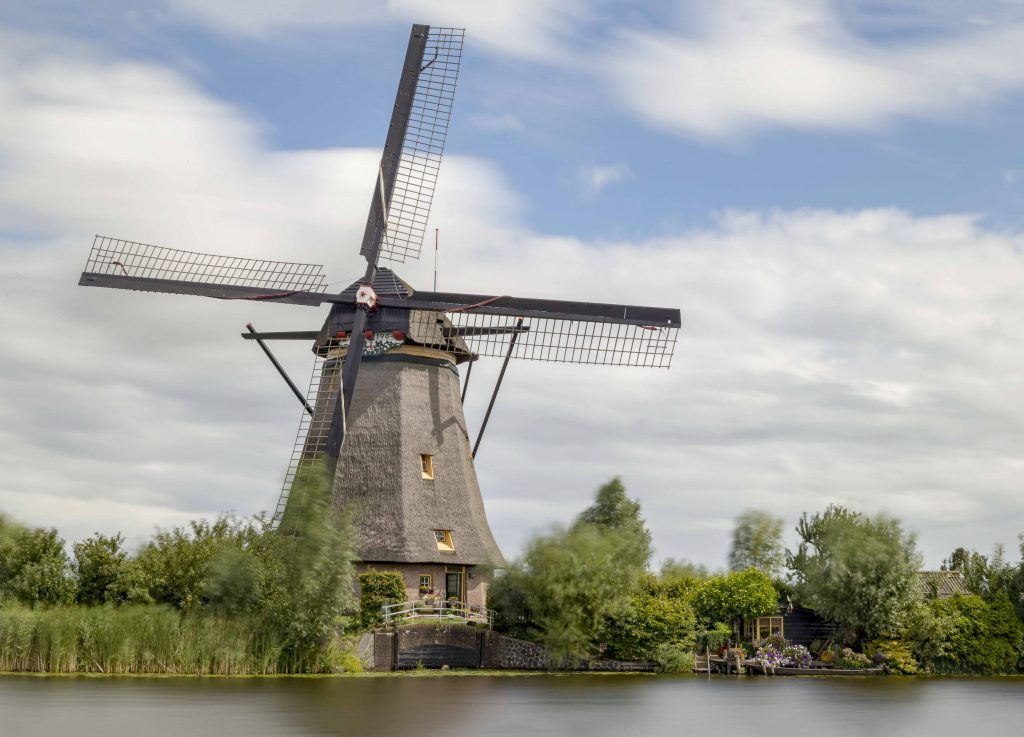 Kinderdijk - Windmills netherlands